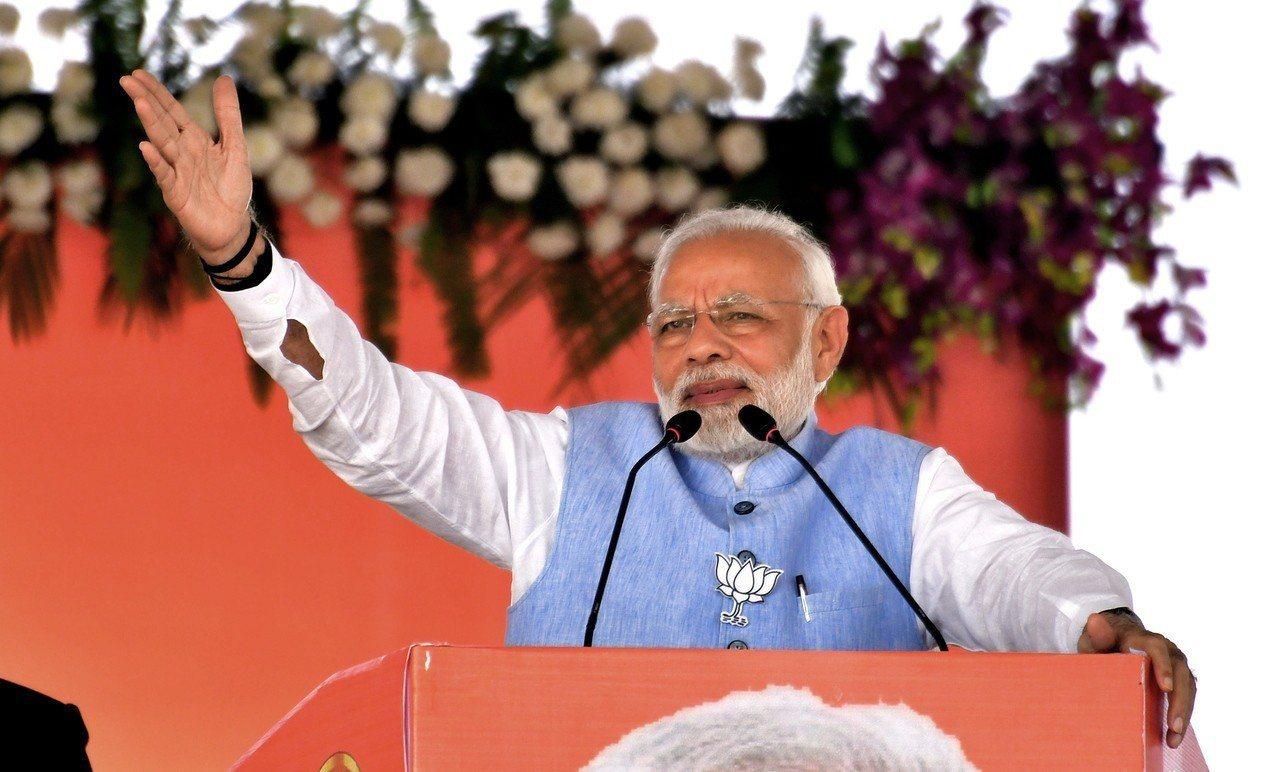 印度總理莫迪(Narendra Modi)稱當年的恐攻「相當可怕」。 歐新社