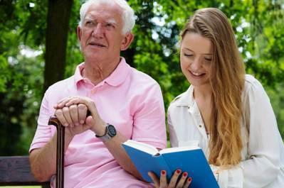 「Papa」的服務可以讓有需要的長輩得到適時的協助。圖/Papa官網