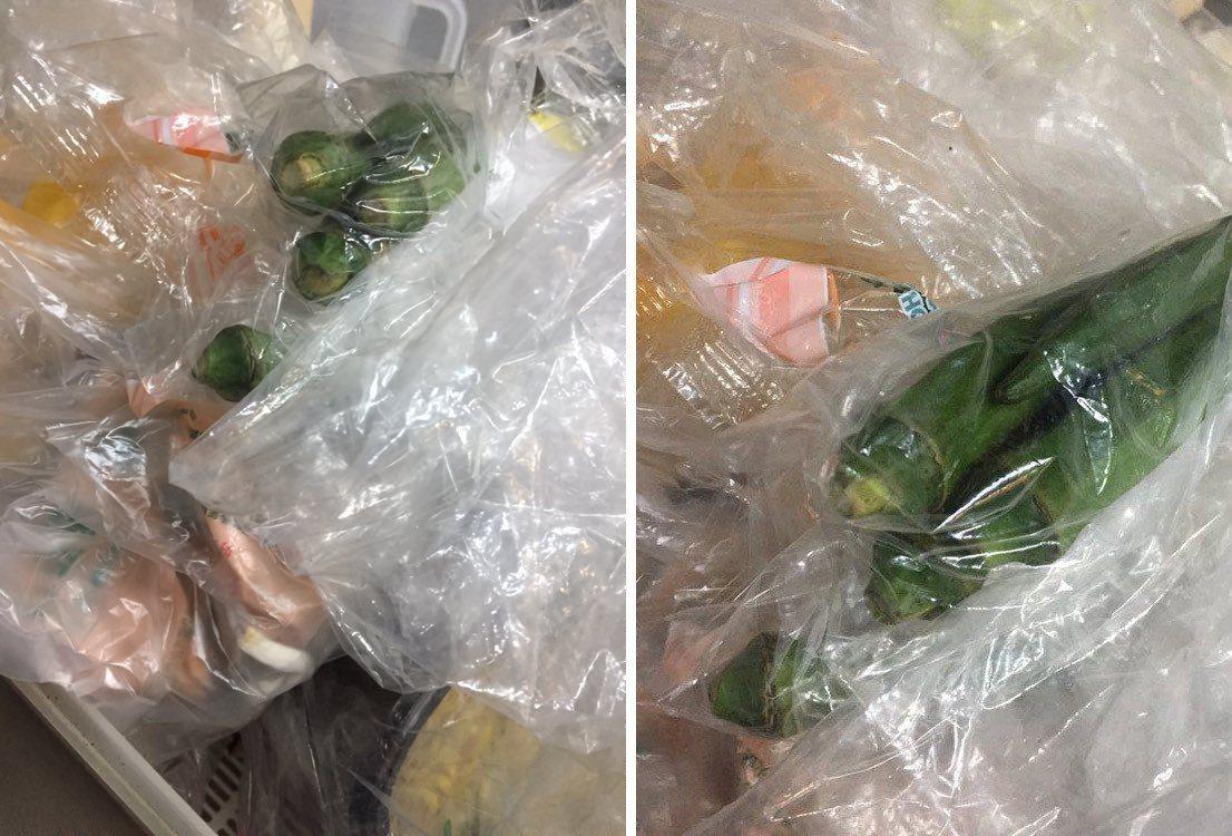 日前有網友PO文喊冤,表示自己買菜回來卻被妻子怒斥不守諾言偷吃檳榔,仔細往袋中一...