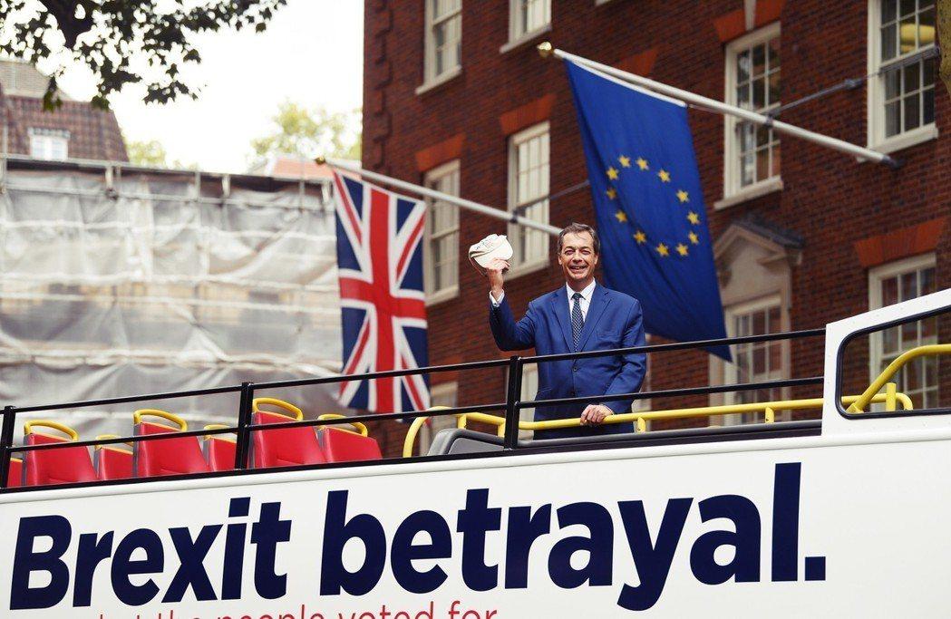在脫歐談判落幕前,又認為梅伊談回來的方案太差、不惜打倒梅伊政府的硬脫歐派代表人物...