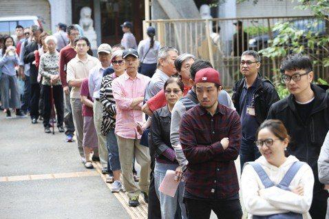 王鼎棫/銀色民主的浪頭襲來:當「世代價值」成公投關鍵