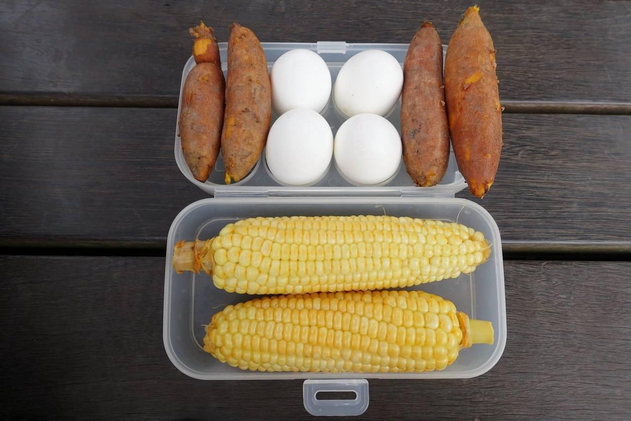 溫泉水煮出來的食物特別好吃。 圖/宜蘭ㄚ欣的美食日誌FB授權