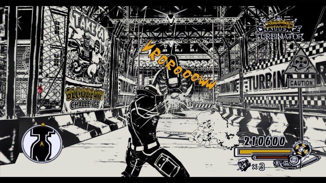 充滿血漿的Wii獨占遊戲《瘋狂世界》