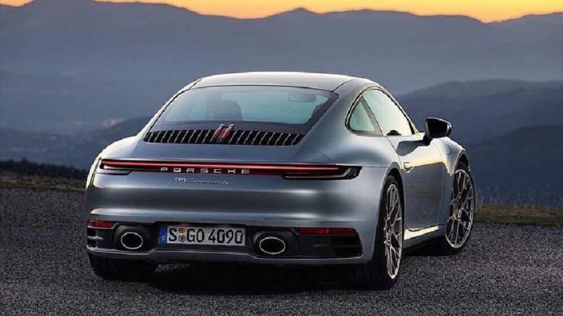 原廠代號 992 的新一代Porsche 911。 摘自Carscoops