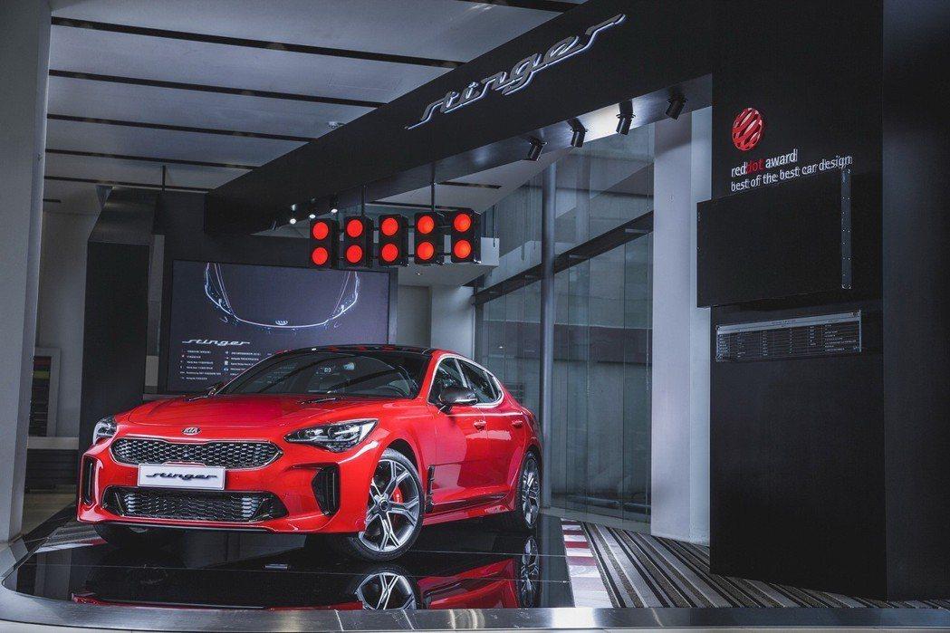 森那美起亞特別加碼回饋,推出KIA Stinger 2.0 GT-Line車型1...