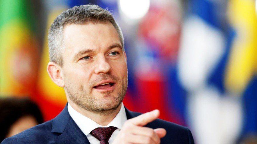 斯洛伐克總理彼得佩萊格里尼揚言要退出UN難民協議。 台灣醒報(擷自Flickr)