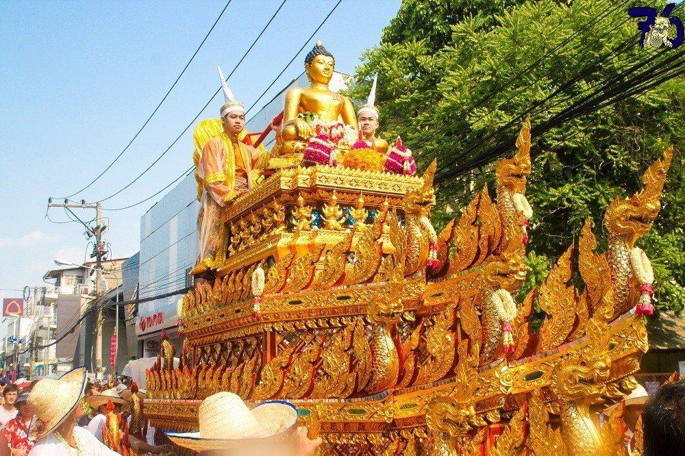 ▲泰國節日-泰國潑水節。(圖/攝影者:Ben Reeves, Flickr CC...