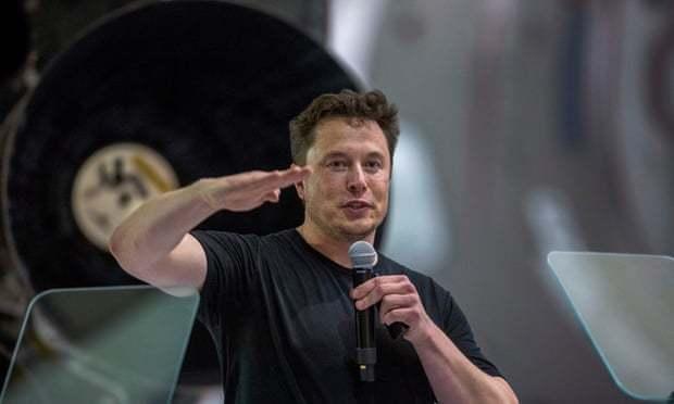 特斯拉執行長馬斯克(Elon Musk)正考慮移民火星,他說他有七成的機會這樣做...