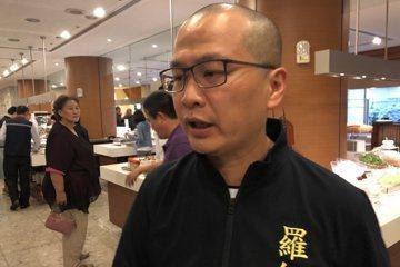 國民黨台北市議員羅智強。聯合報資料照片