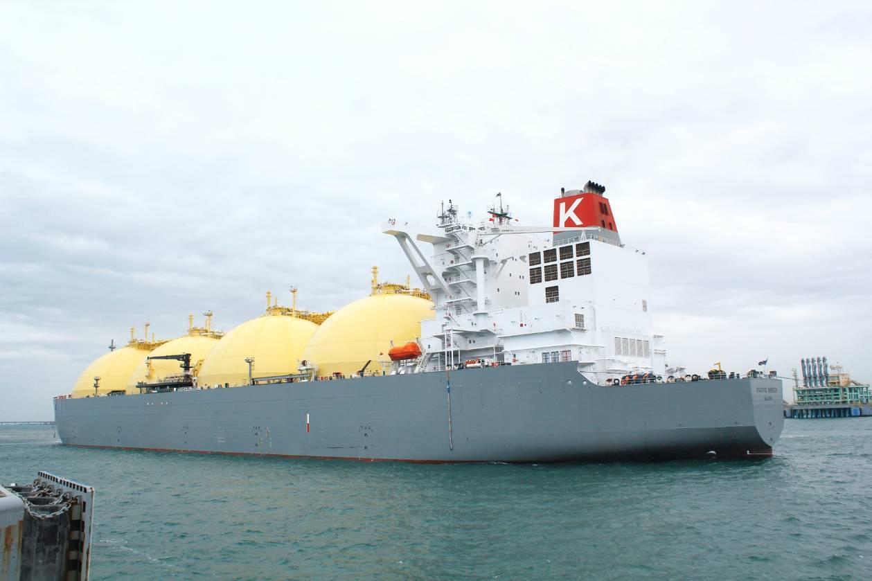 台灣中油公司與澳洲簽署第一紙澳洲氣源長約「Ichthys液化天然氣( LNG)計...