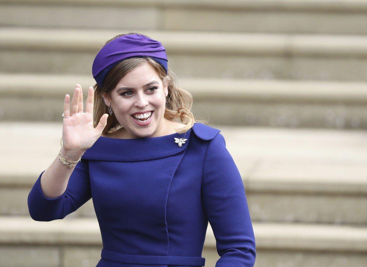 英國王室的碧翠絲公主並非一帆風順的天之驕女,她自小便與閱讀障礙奮戰。美聯社