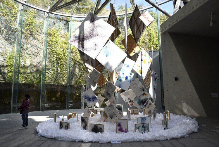 T1的玻璃屋造型特別,吸引許多劇組在此取景。圖/Seoul Metropolit...