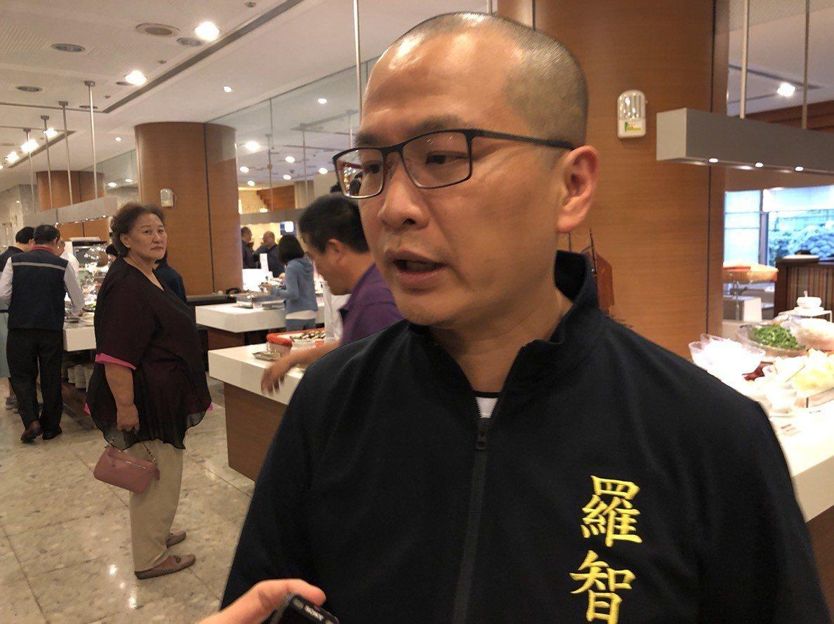 國民黨北市議員當選人羅智強。圖/聯合報系資料照片