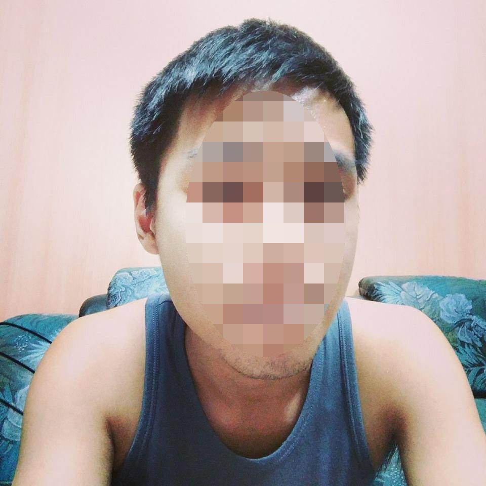 21歲國道警王黃冠鈞執行勤務時,遭休旅車追撞腦死。圖/取自臉書