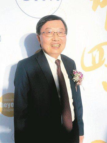 均豪董事長葉勝發 (本報系資料庫)