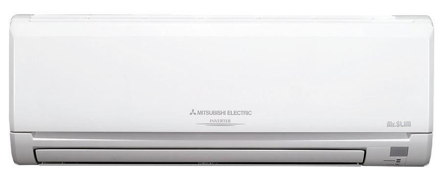 三菱變頻冷暖空調MSZ/MUZGE25NA機型。 全國電子/提供