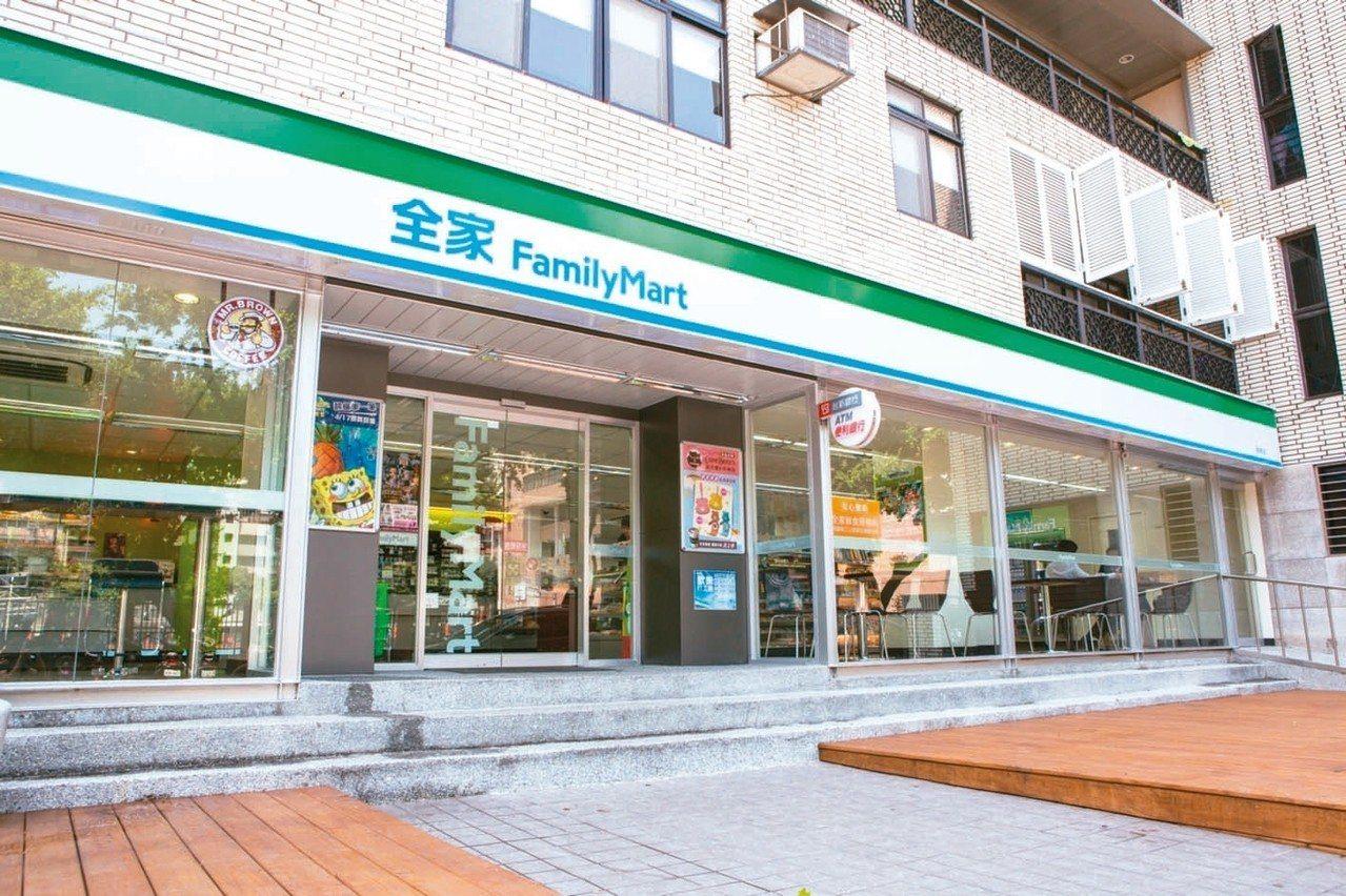 全家E-Retail事業本部自有支付工具My FamiPay將整合進App。 圖...