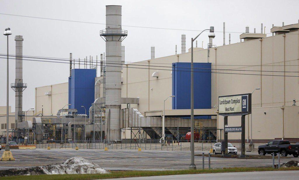 通用汽車表示將關閉位於加拿大安大略省歐夏瓦的工廠,數百名汽車工人今天罷工抗議。 ...
