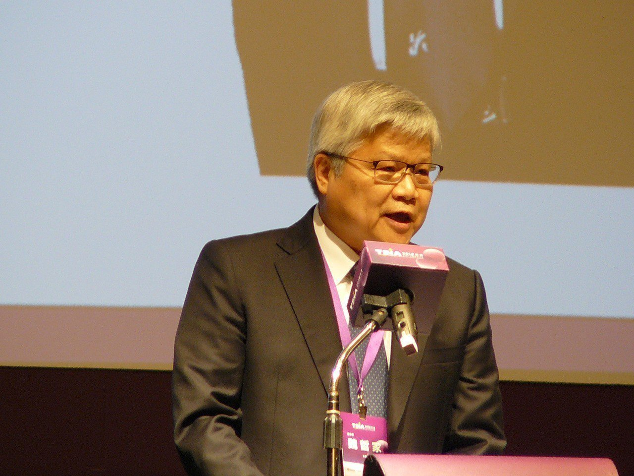 台灣半導體產業協會(TSIA)27日在新竹舉辦年會,身兼TSIA理事長的台積電總...