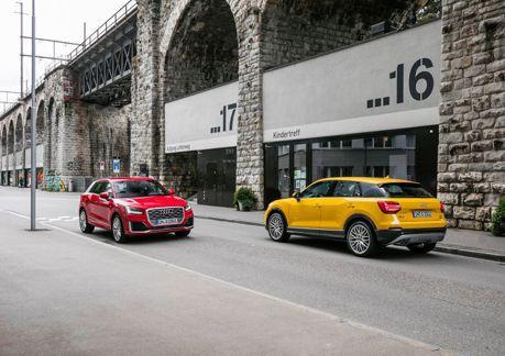 S Line外觀套件等多項配備升級 Audi Q2限量推出精彩無限版