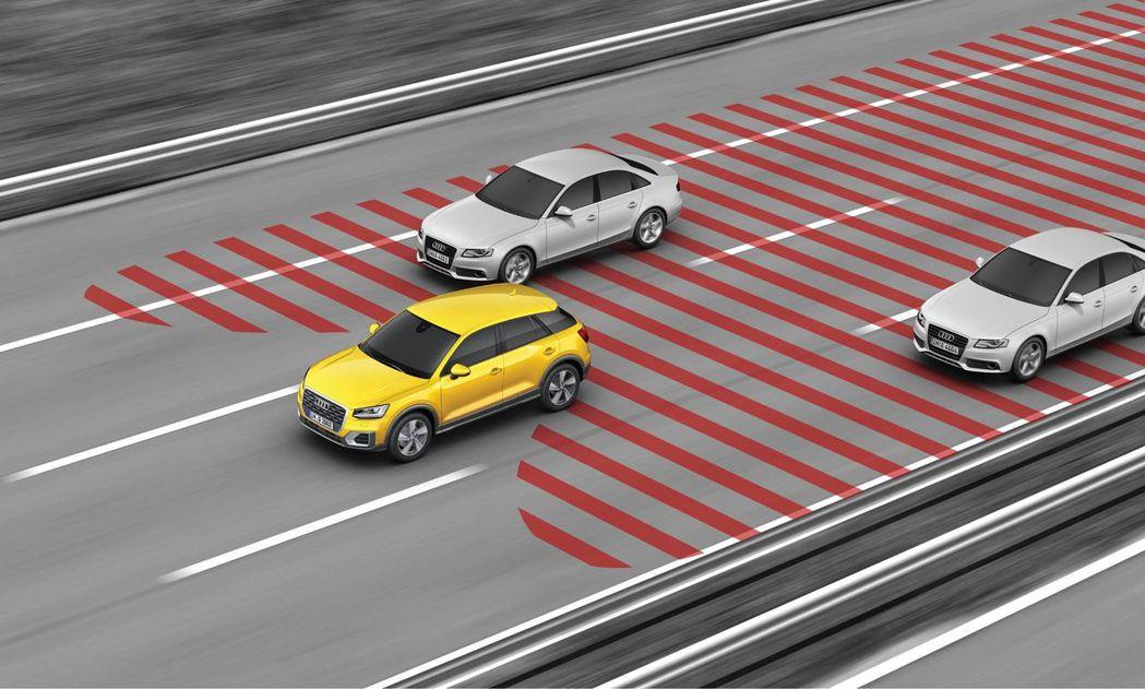 Luxury車型推出「Premium Package」之選擇,包括Audi si...
