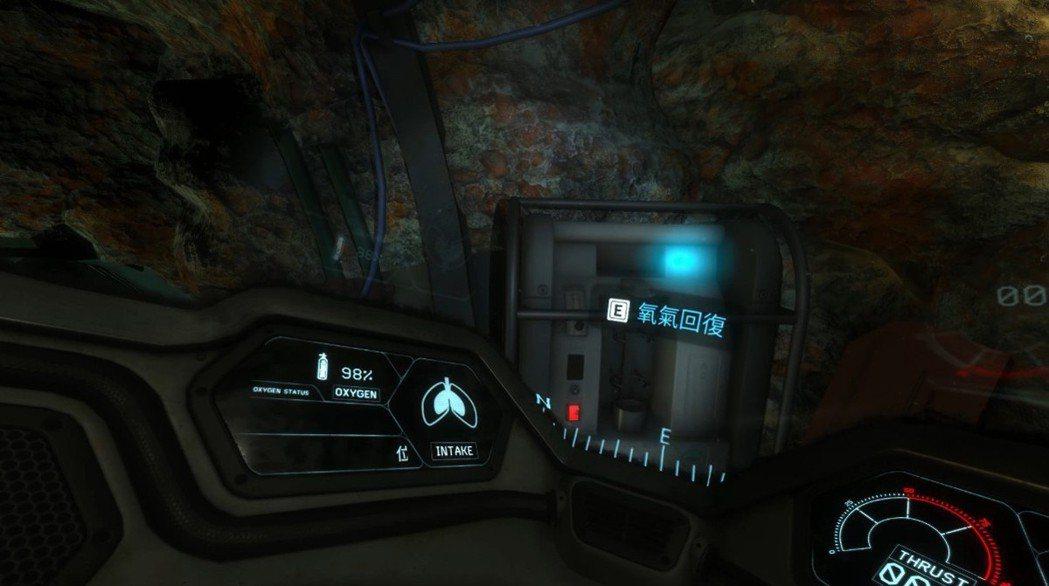 這個在遊戲裡面很常見的氧氣補充裝置,可說是遊戲裡最重要的補給點,除此之外也可以從...