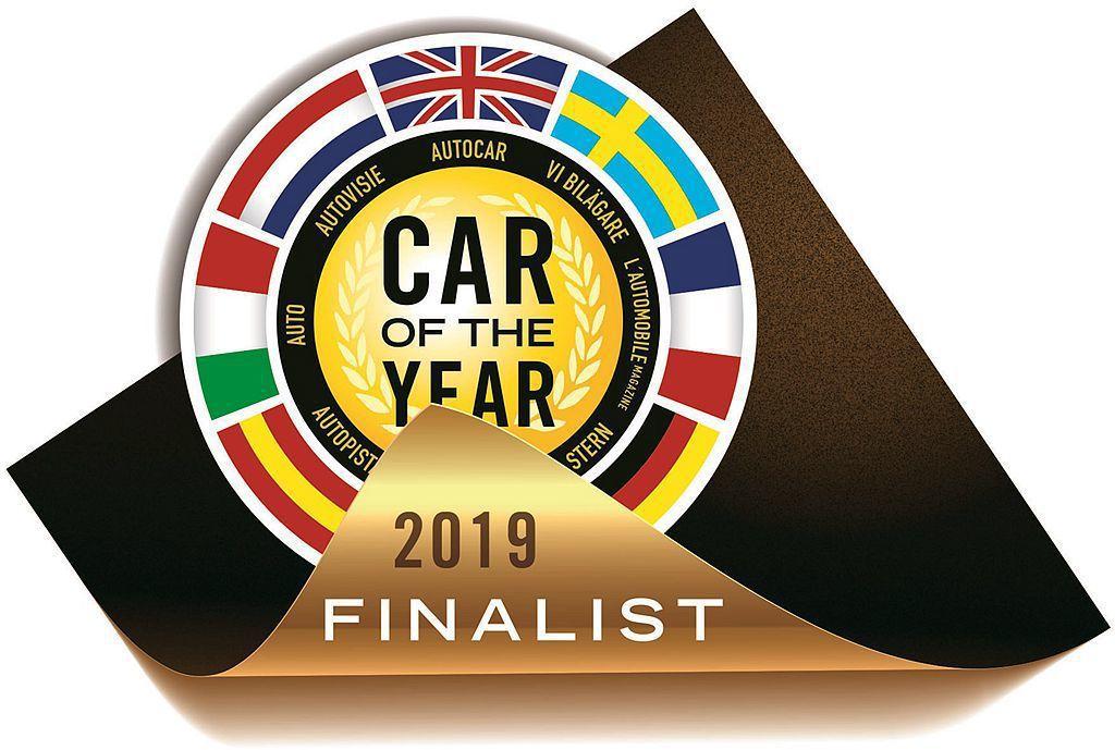 2019年歐洲年度風雲車將在明年3月瑞士日內瓦車展開幕前夕公布。 圖/European Car of the Year提供