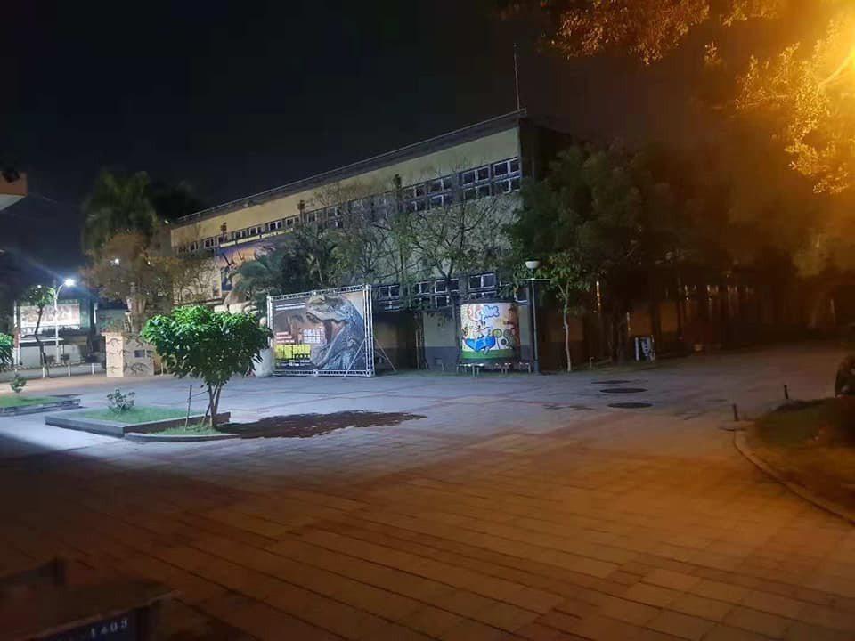 嘉義陳姓男子將車停在火車站旁的嘉義文創園區停車場,今天凌晨去取車繳費時,投幣機顯...