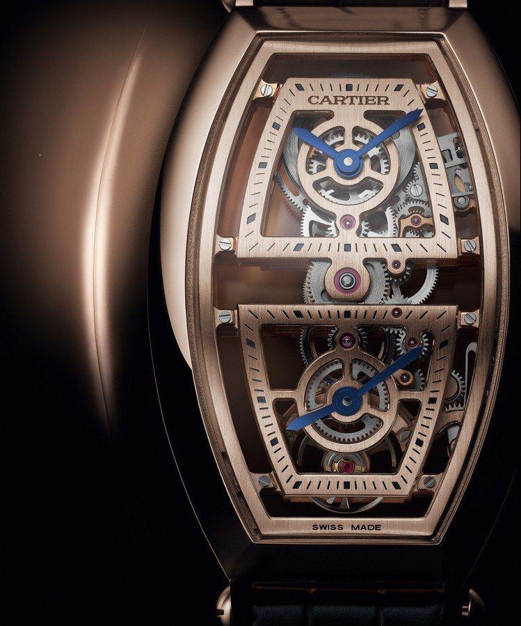 卡地亞將在明年推出Tonneau系列腕表,延續了1906年骨董表的經典元素,並結...