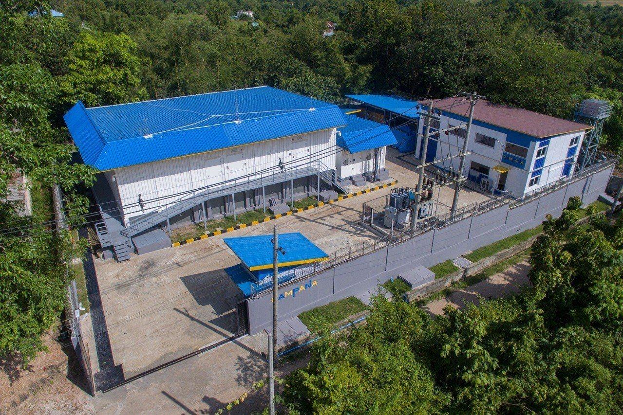 台達電子只花50天,成功為新加坡Campana集團建設連接新加坡和緬甸間,最大的...