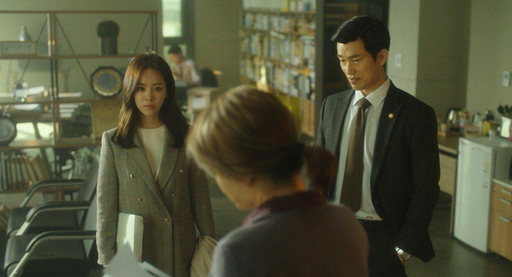 「分秒幣爭」描述韓國金融風暴不為人知的秘密。圖/華映提供
