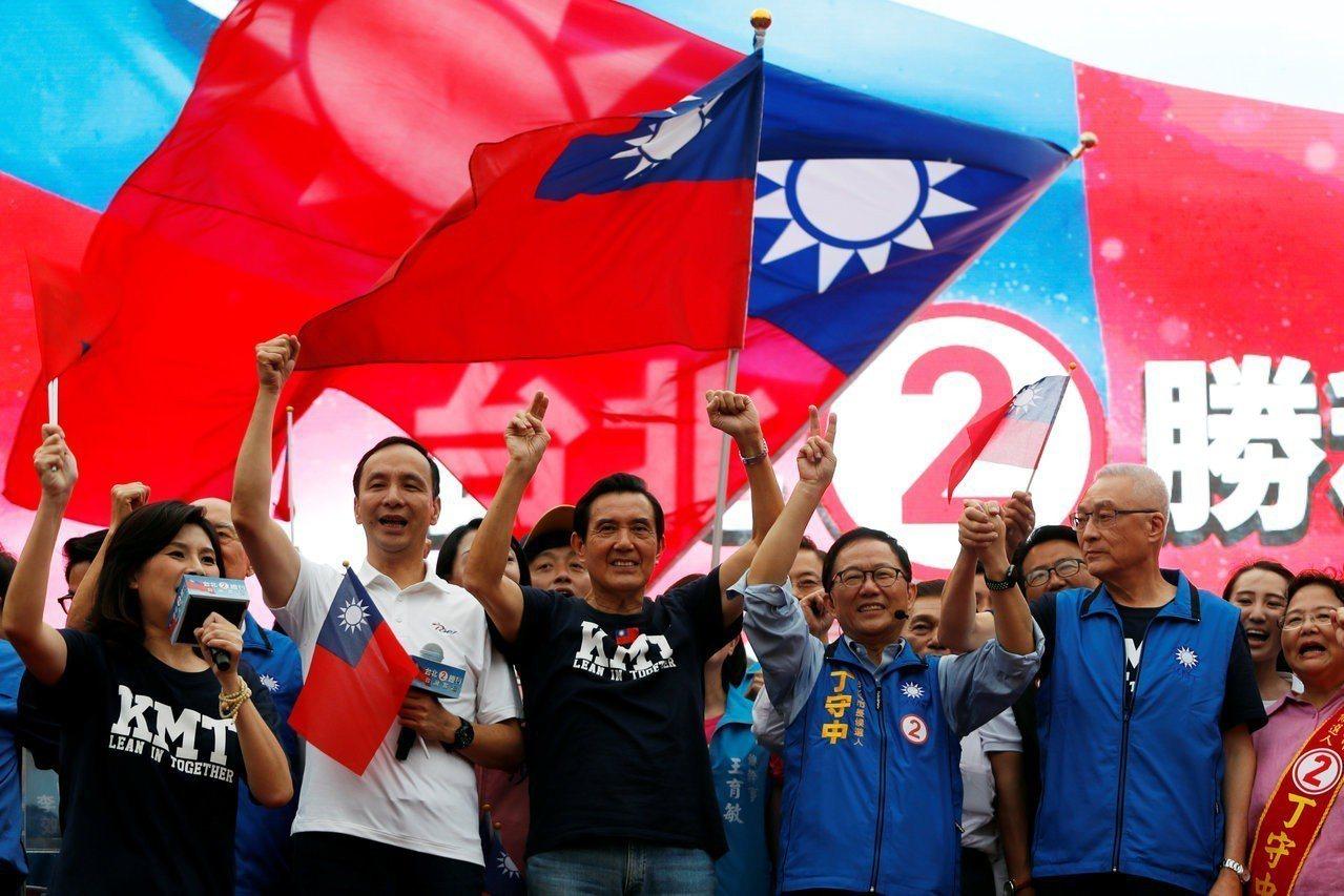北京在台灣的「陸戰」日益進化。路透
