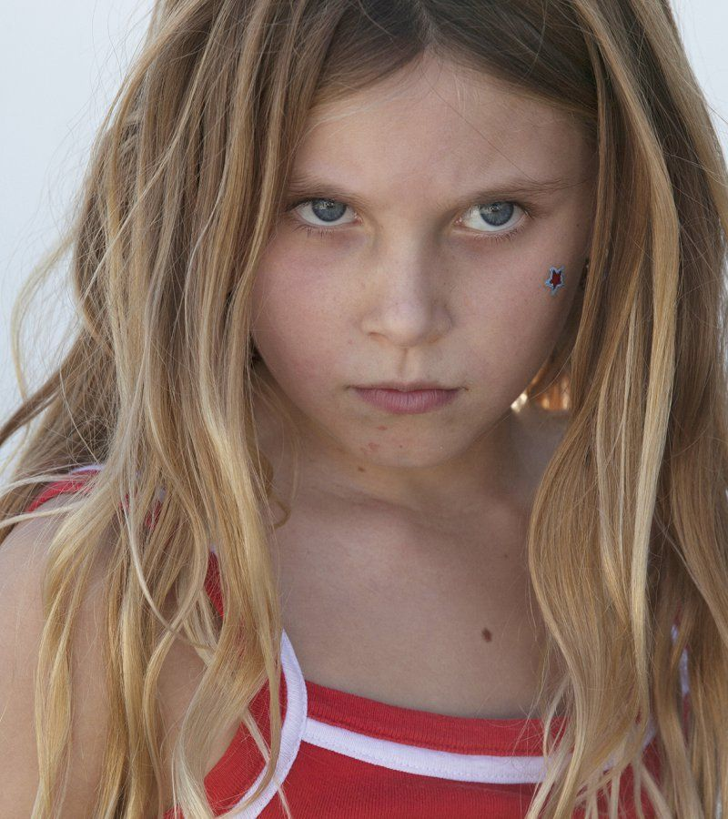 天才童星艾琳·阿索伊坦克令人驚艷。圖/向洋提供