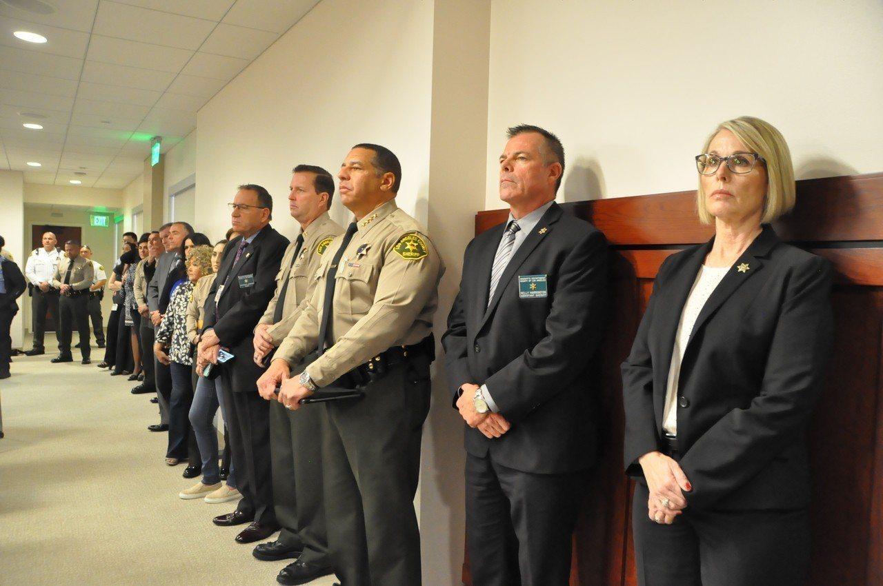 洛杉磯縣選務處26日數據更新顯示,麥唐諾以12多萬票數差距,敗給競爭對手、洛縣警...