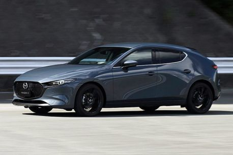 2018洛杉磯車展/更洗鍊有型!全新第四代Mazda3發表前廠照先曝光