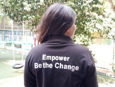 每個孩子都有能力成為改變世界的人。圖/河濱學校提供