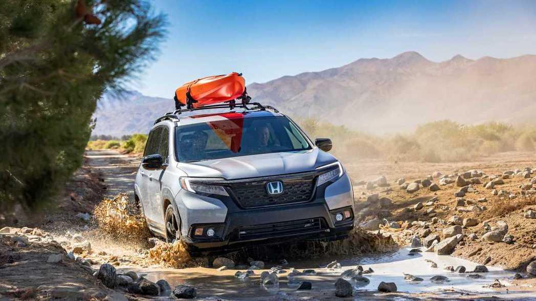 全新Honda Passport搭載與Pilot相同的3.5升i-VTEC V6...