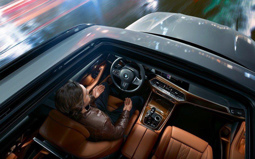 全新世代BMW X5標配業界最先進且全方位的BMW Personal CoPil...