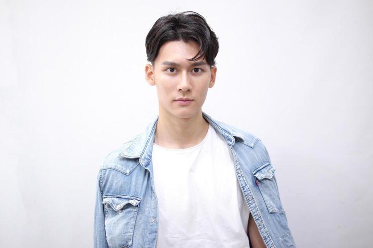 髮型創作/西門町髮型設計師 Benny。圖/StyleMap提供
