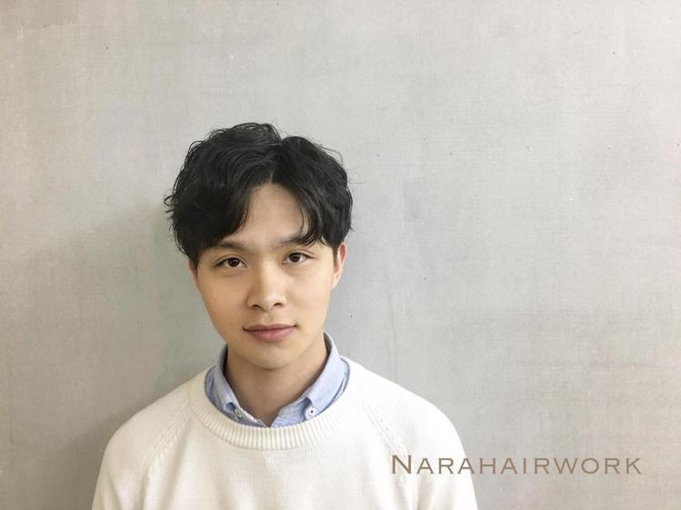 髮型創作/劉娜拉。圖/StyleMap提供