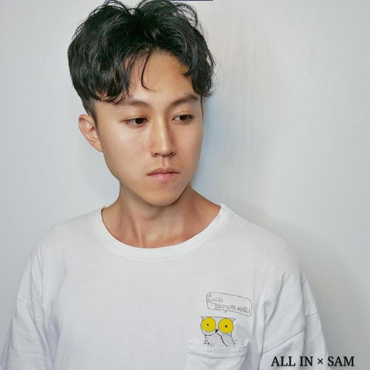 髮型創作/Sam Wu。圖/StyleMap提供