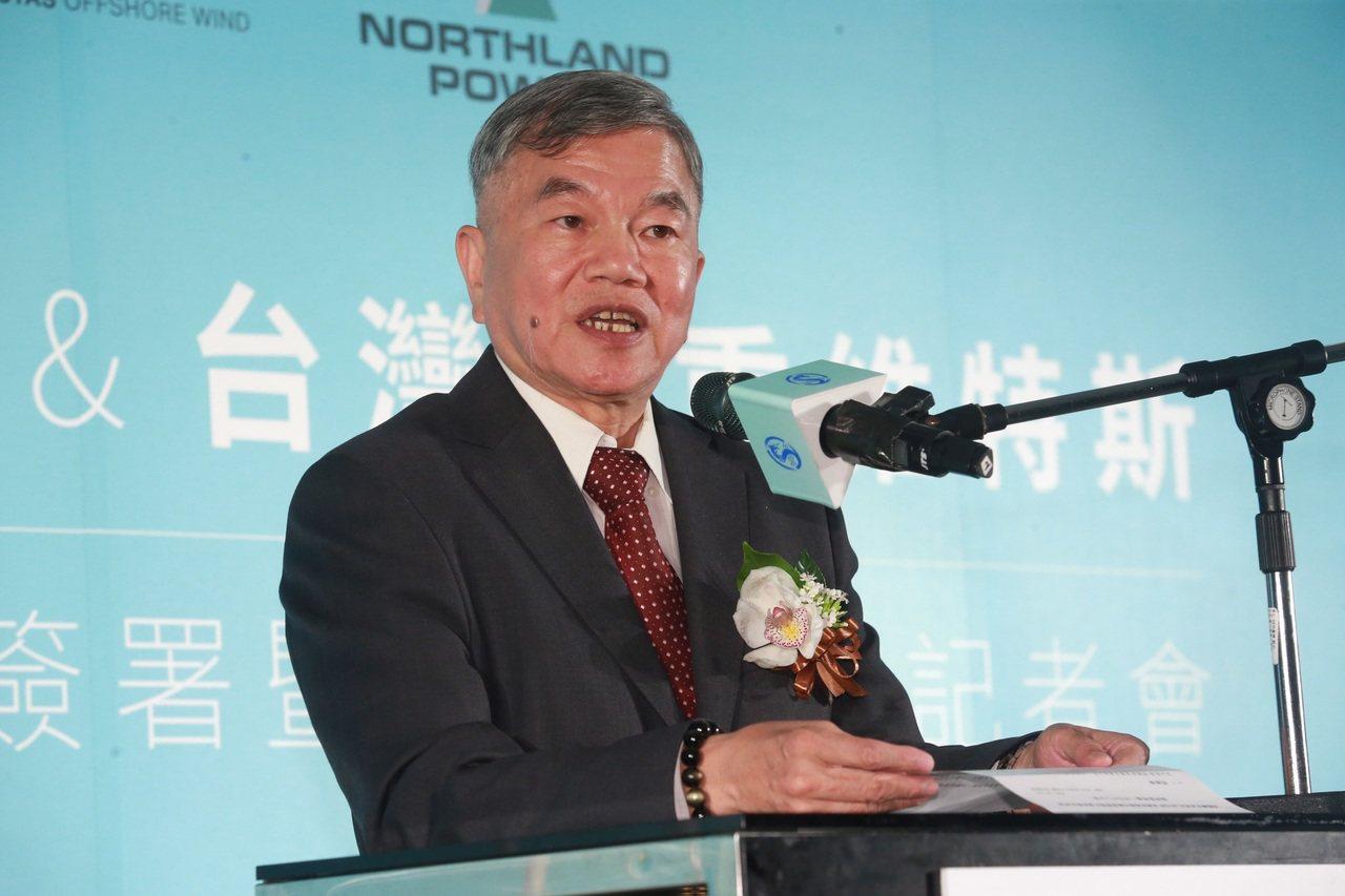 經濟部長沈榮津27日表示,目前依舊照穩定供電、產業升級轉型、促進投資及積極爭取加...