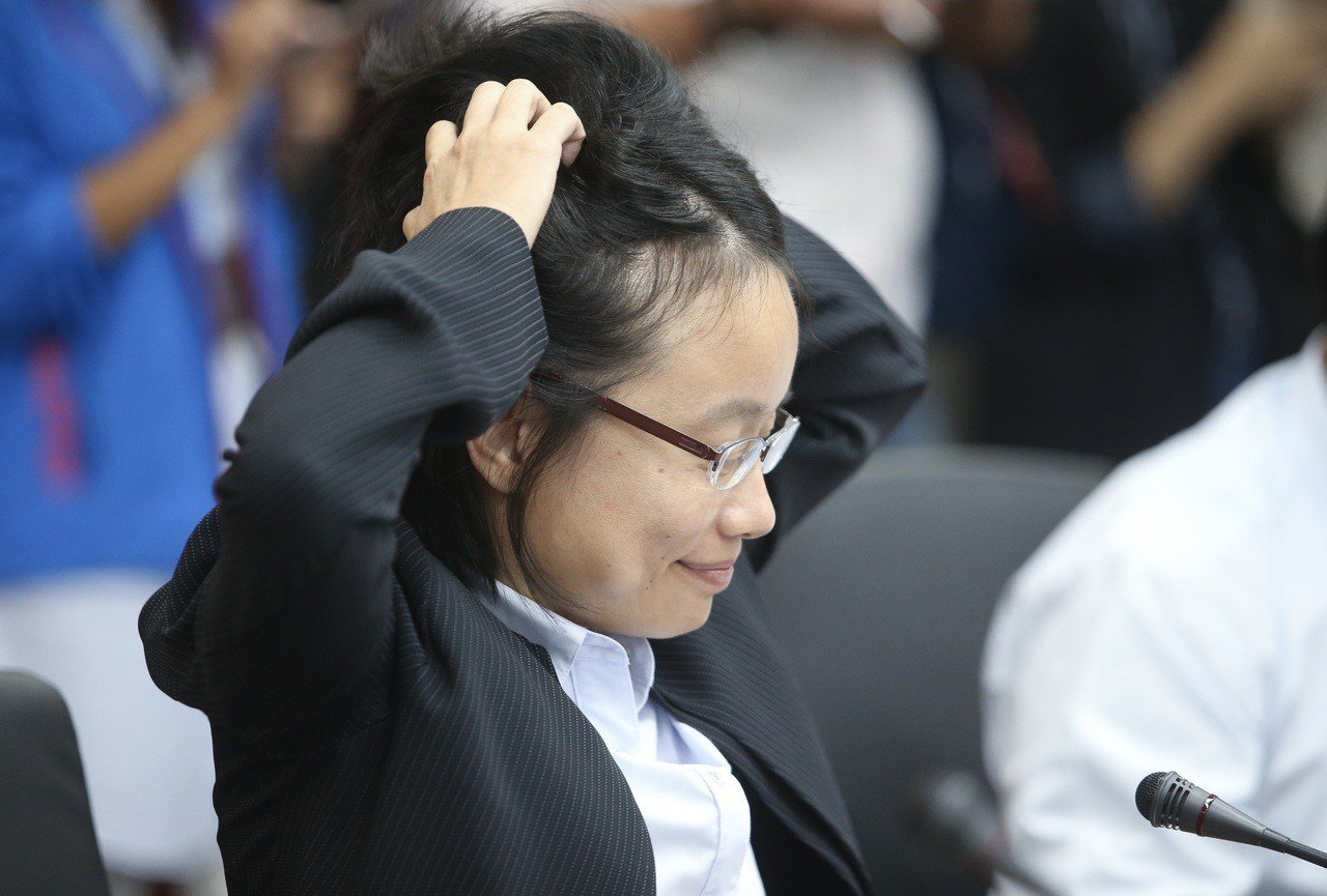北農總經理吳音寧。本報資料照片 記者余承翰/攝影