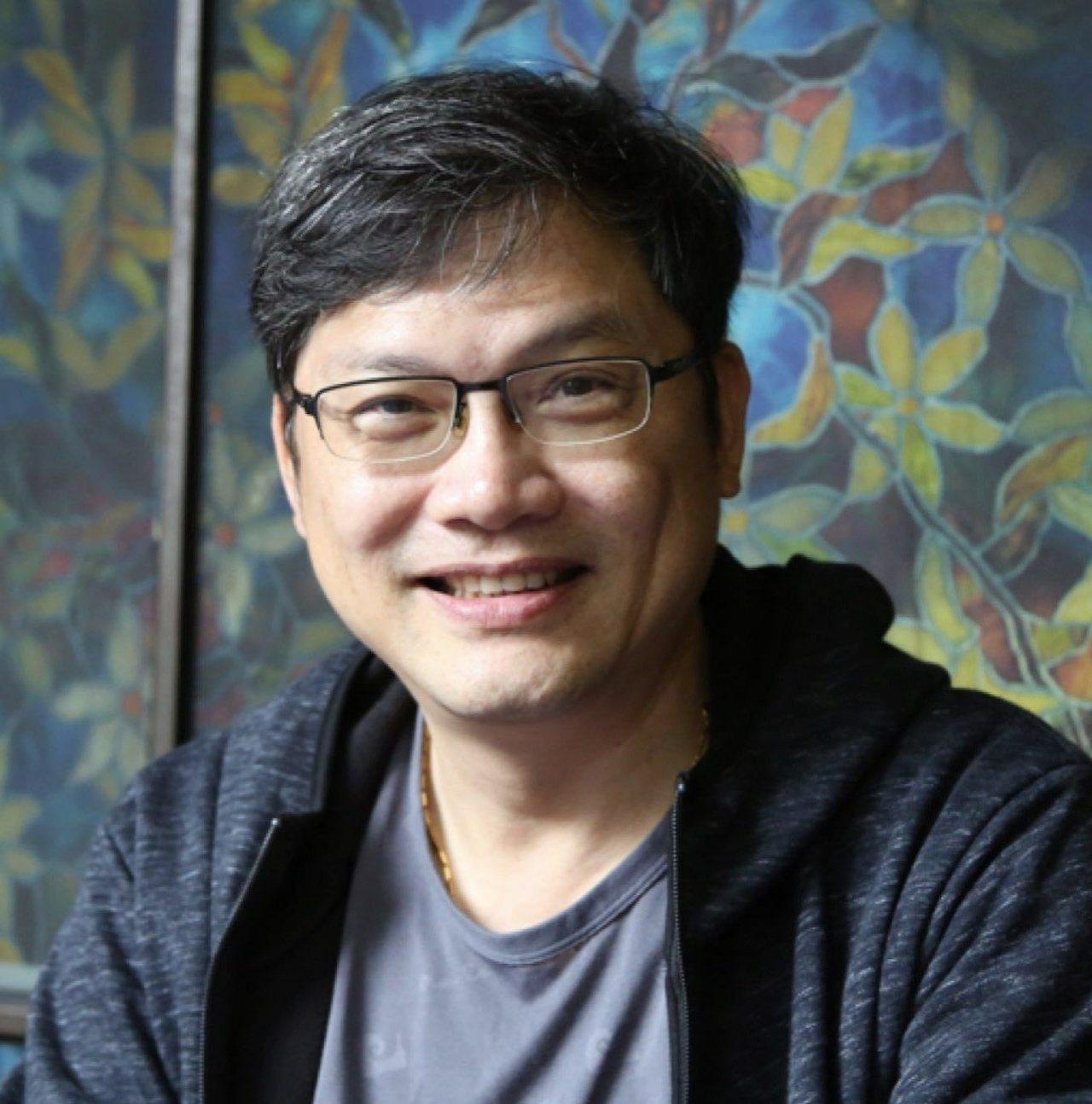 台科大特聘教授盧希鵬。圖/擷取自盧希鵬臉書