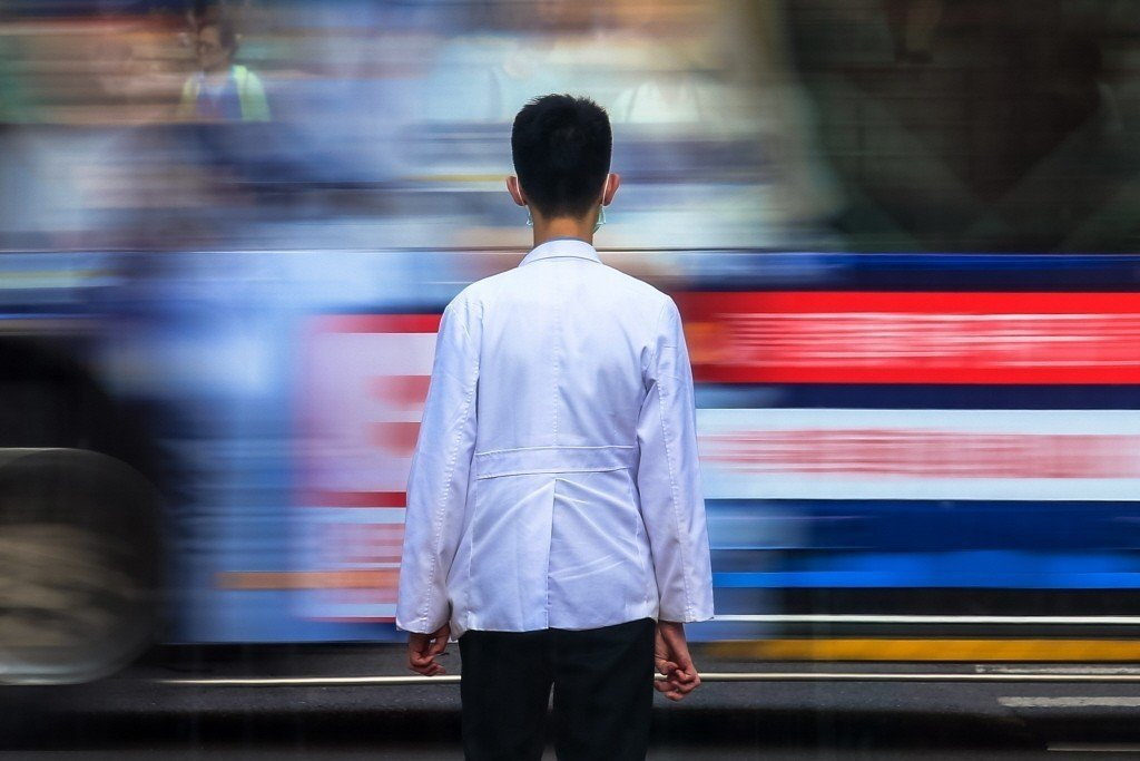 明年9月起住院醫師納入勞基法。聯合報系資料照片/記者王騰毅攝影