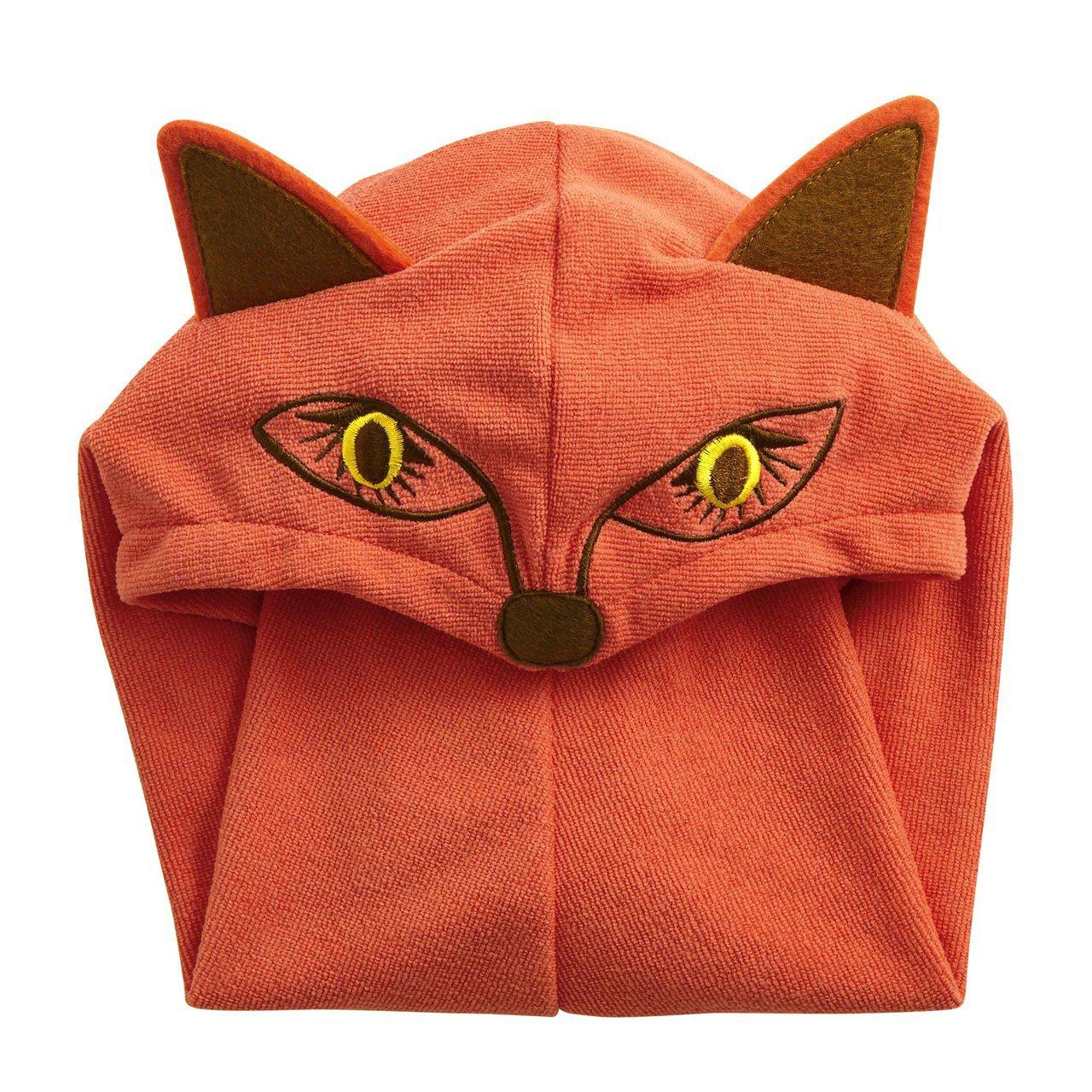 THE BODY SHOP動物快乾髮巾(狐狸),售價680元。圖/THE BOD...
