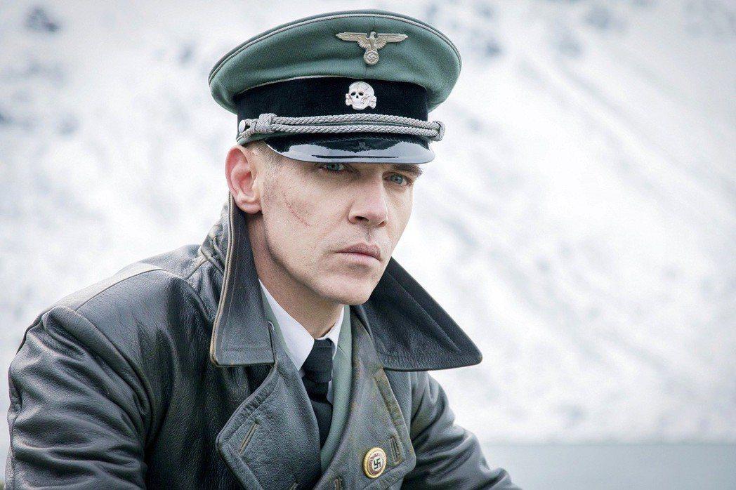 強納森萊斯梅爾斯在「不可能的逃亡」演出極為搶眼。圖/海鵬提供