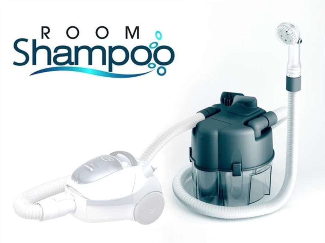 Room Shampoo洗頭機,在輔具大展引來爆炸性人潮,詢問度持續延燒至今。 ...