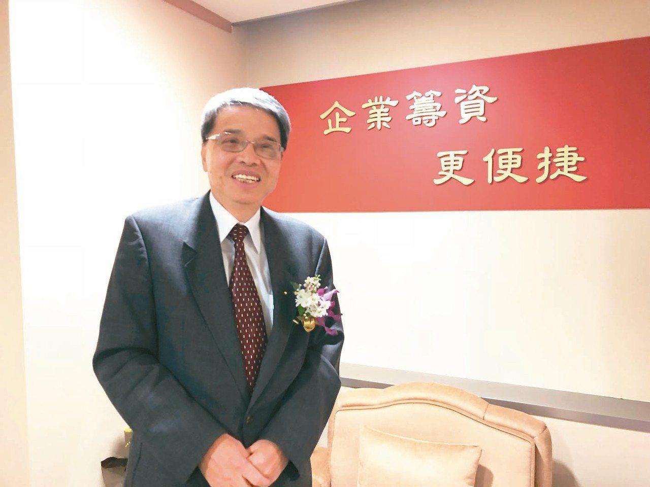 耕興副董事長王新添 記者尹慧中/攝影