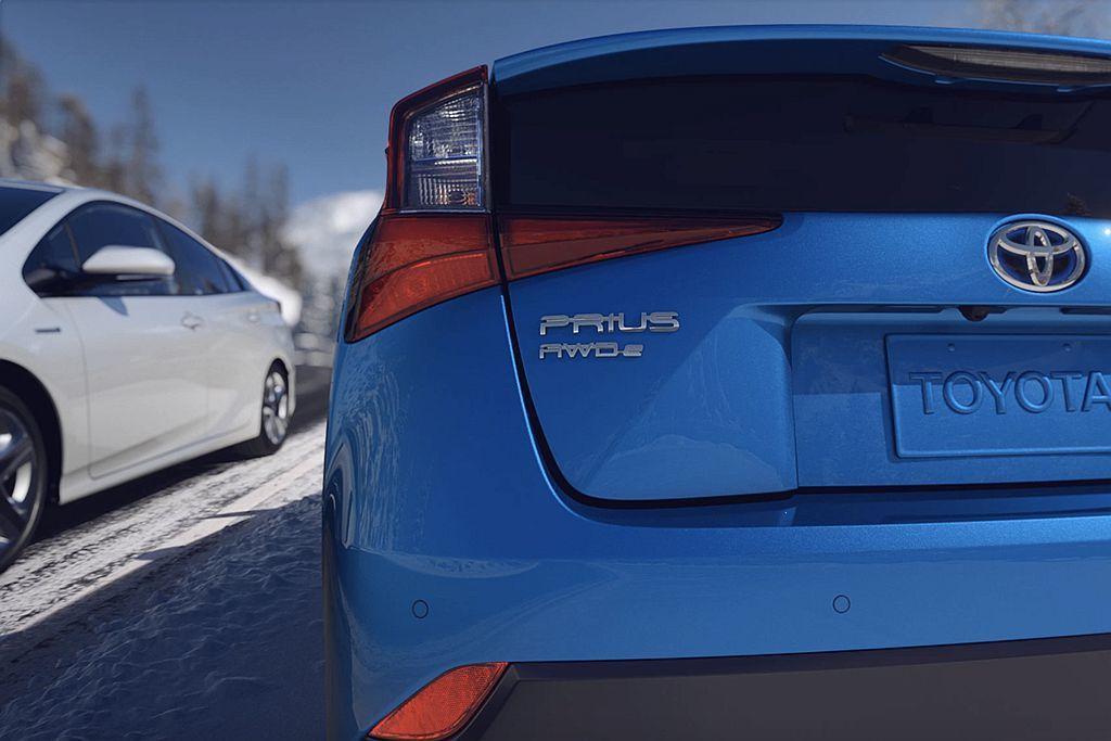 美規小改款Toyota Prius除新增AWD-e四驅車型外,也增添Supers...